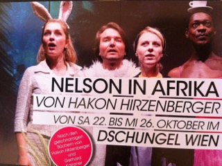 "Foto/Illustration: ""Nelson in Afrika"""
