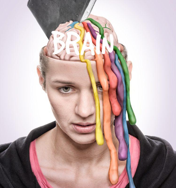 "Foto/Illustration: ""BRAIN"""