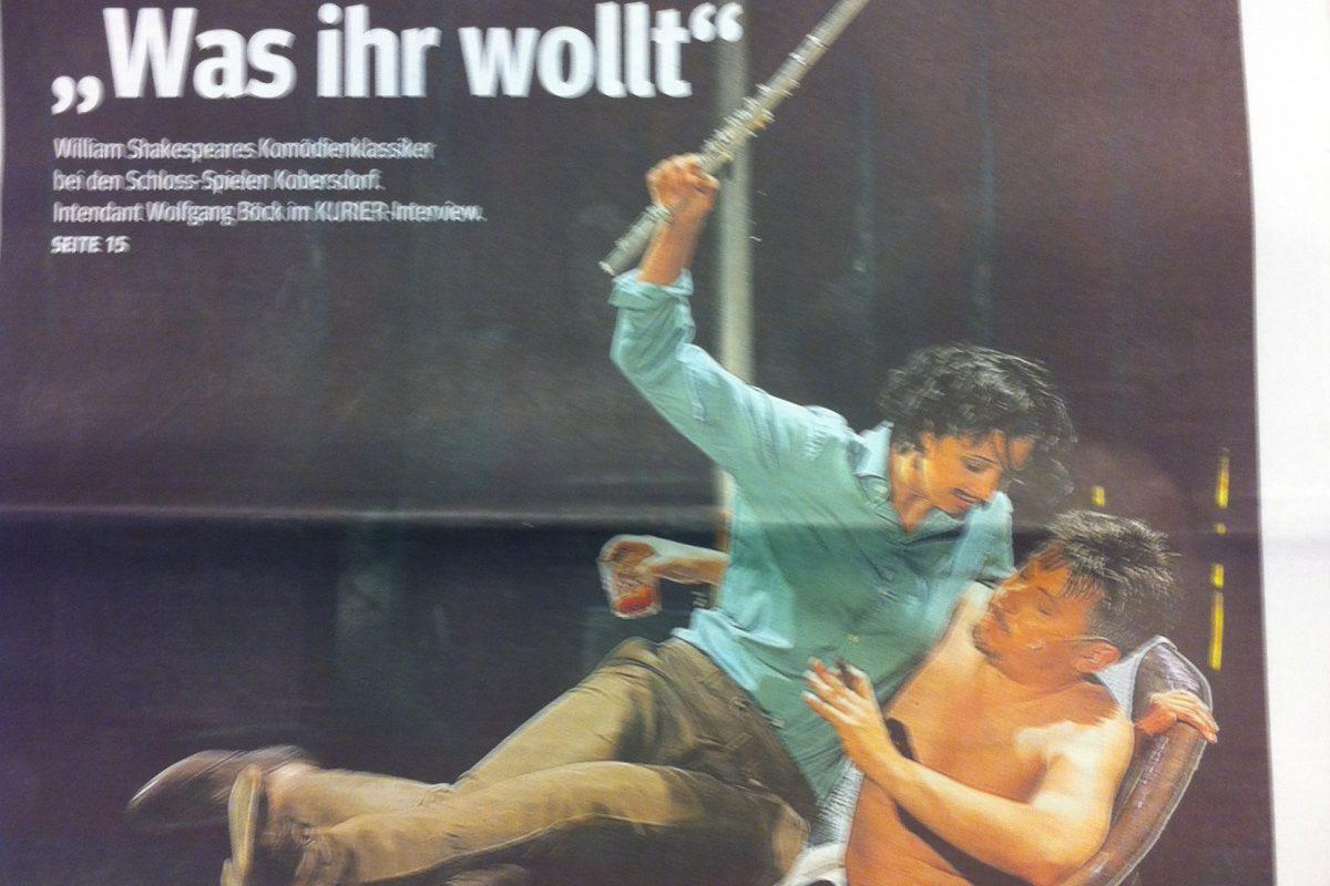 """Foto/Illustration: """"Was ihr wollt"""""""