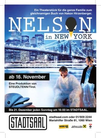 "Foto/Illustration: ""NELSON in New York"""